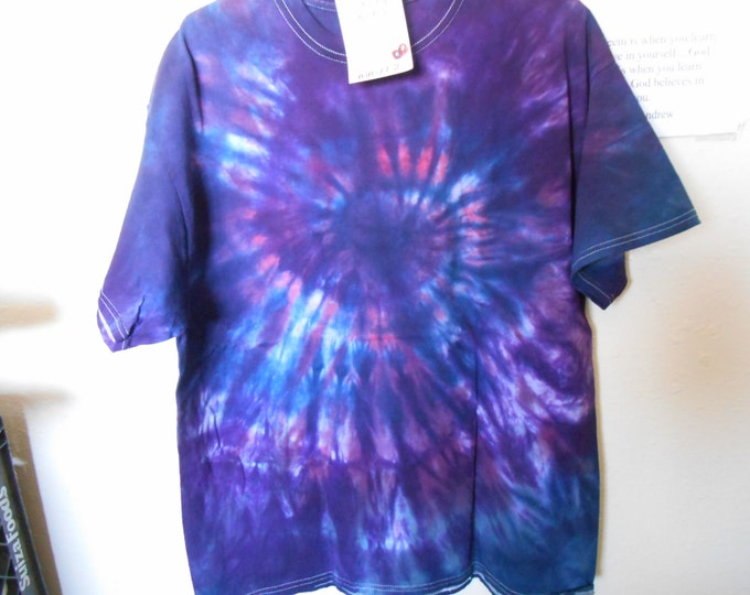 100% cotton Tie Dye T shirt MMXL2 size XL