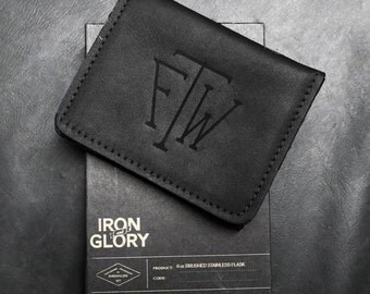 Deluxe Leather Trifold Wallet