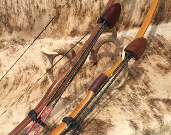 Newly improved 2-Lite strap on bow quiver.