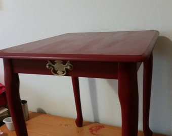 Bedside table - upcycle