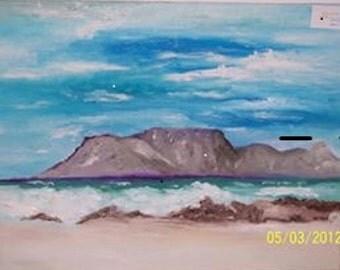 South Seas scene 2