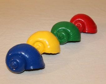 2nd. Life Apple Snail Shells