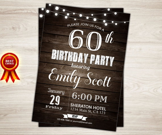 70Th Birthday Party Invites for adorable invitations sample