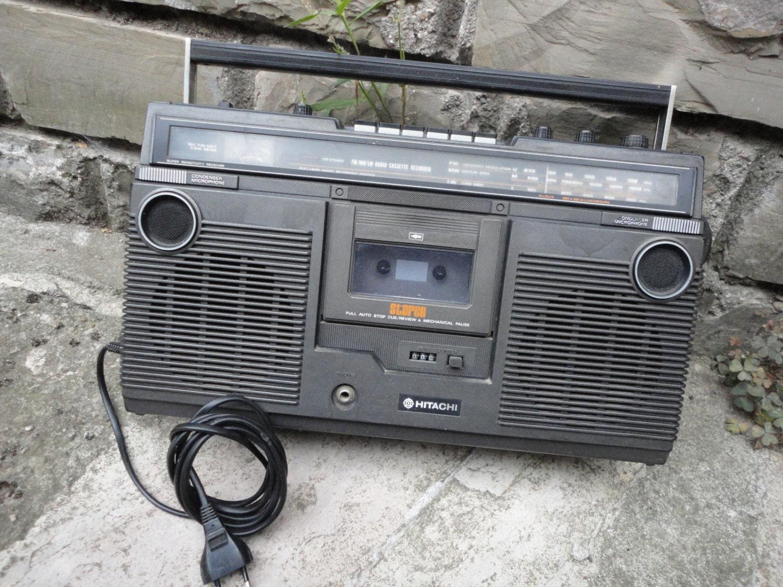 Enregistreur de cassette vintage
