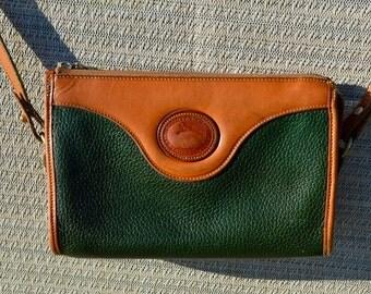 Dooney & Bourke Cross body, shoulder strap Leather handbag