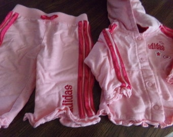 Girl Baby  Outfit 6mo's