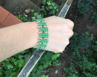 AmberRose Alligator Bracelet