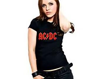 AC DC Logo T-Shirt