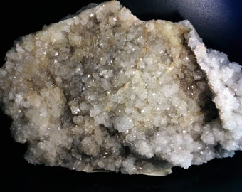 Plate of Quartz and fluorite from the Vosges