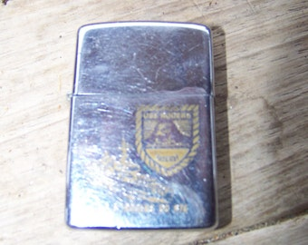Vintage Zippo Lighter U.S.S. Rogers DD 876