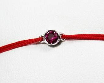 Stone Ruby bracelet