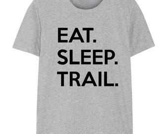 Trail T-shirt, Eat Sleep Trail shirts - 656