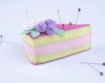 Soft pincushion