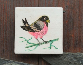 Fridge magnet 'Bird'