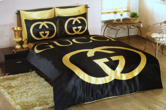 Versace Full Size Bed Set