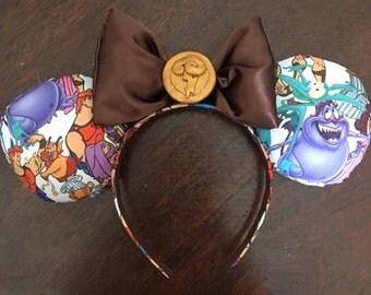 Hercules Mickey Mouse ears