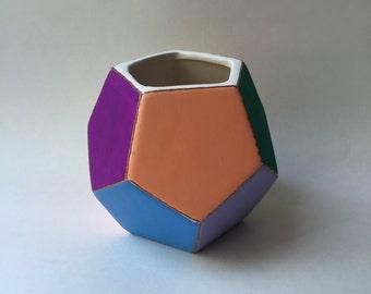 Geometric Vase/ Bowl