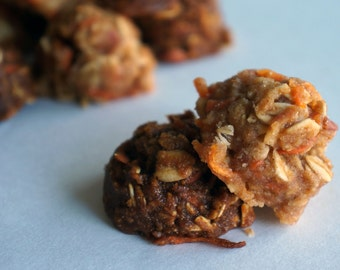 Apple & Carrot Muffin Horse Treat - 1/2lb Bag