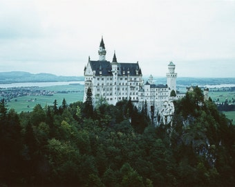 Neuschwanstein Castle, Germany Photograph #93