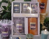 Assorted Candle Gift Set-Aromatherapy