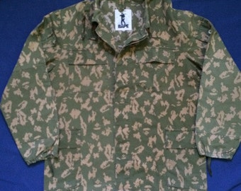 vintage bape digital camo military shirt a bathing ape