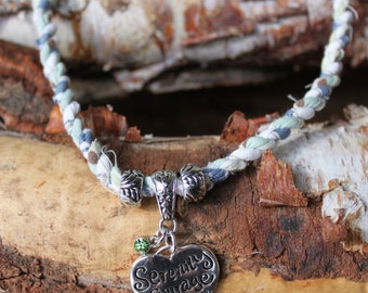 Boho Necklace, Urban Chic Necklace, Bohemian Jewelry
