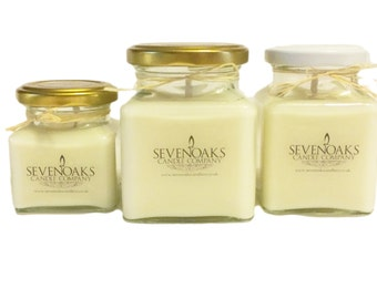 Rich Fig & Melon Soy Candle available in 3 sizes