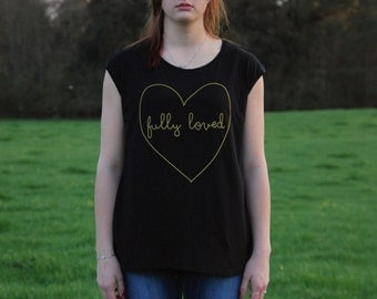 Fully Loved Heart Tee