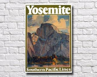 Yosemite Poster - #0519