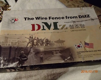 Wire Fence from DMZ
