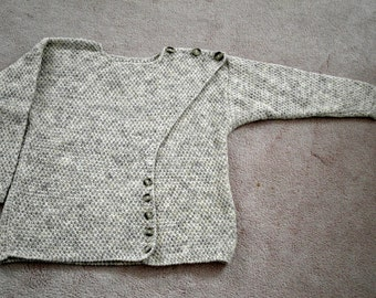 Assymetrical Sweater