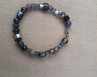 Slate Gray bracelet