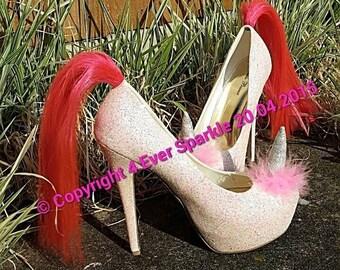 Custom Unicorn Heels