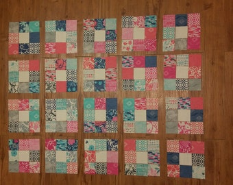 Custom baby/toddler quilt