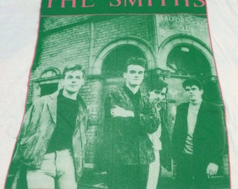 Vintage The Smiths 90s T Shirt XL Morrissey
