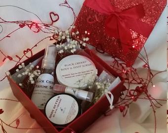 Valentines Spa Gift Box