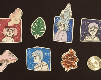 Cosmos Sticker Pack