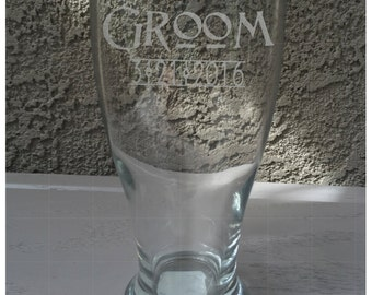 Wedding Beer Pilsner - Groom, Groomsmen, Father of the Bride
