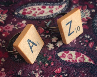 Scrabble Ring.
