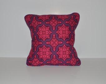 Cushion cover - geometric print