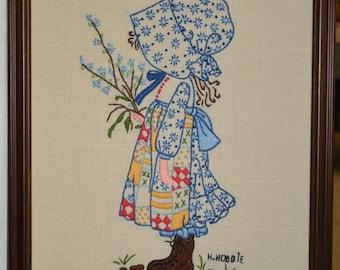 Hollie Hobby Embroidery
