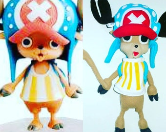 Custom Plush Toy Based on Artwork-2