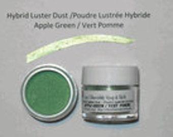 Apple Green Luster Dust 2.5 gm