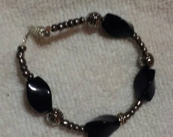 One of a kind beaded bracelet made just for you