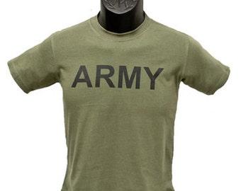 Army OD Green