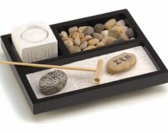 Tabletop Zen Garden Tray