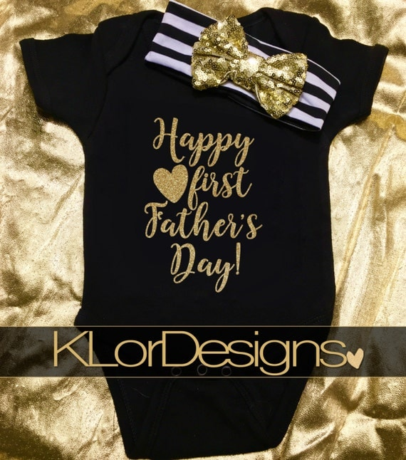 first father 39 s day baby girl onesiefather 39 s day by klordesigns