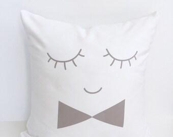 Boy Pillow   Face Pillow   Gentleman Pillow
