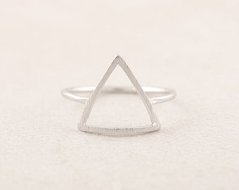 Bastille inspired Triangle Ring