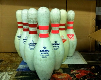 Bowling Pins ~ Used ~ Fast Shipping ~ Authentic ~